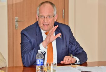 Eric Gerritsen, Vice Minister, Netherlands Ministry of Health
